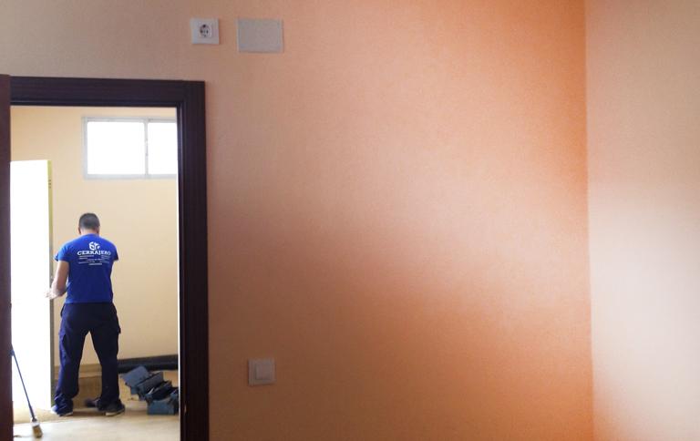 """Reforma de local de oficinas en residencia logística de cabos """"El Castillito."""""""