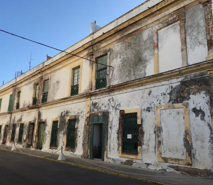 Soler a patio exterior club de suboficiales t f c - Soleria exterior ...