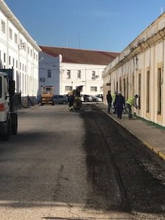 REHABILITACION FACHADA SUR CALLE COLON ARSENAL CARRACA